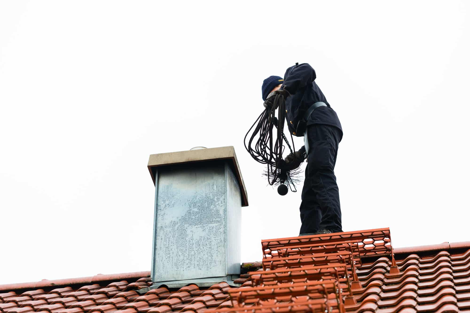 Chimney Cleaning Houston
